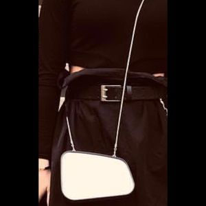 Balenciaga car mirror purse